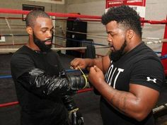 Fighting Russell family hopes for hat trick Saturday at MGM National Harbor