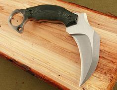 TB Strong Karambit Sharpened / Fixed Hunting knife, Canada Knives and Swords