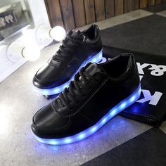 (59.99$)  Watch now - http://ai5xi.worlditems.win/all/product.php?id=32801948731 - Unisex 7 Color Men LED Shoe Luminous Men Casual Shoes Fluorescent Flats,USB Rechargeable Flash Glowing Light Shoes Zapatillas