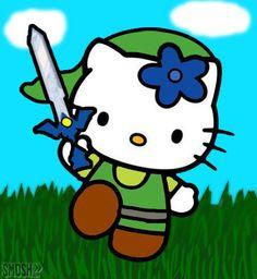 Zelda Kitty!