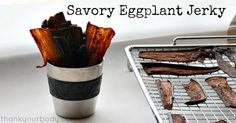 2 large organic eggplants 1 cup organic extra virgin cold pressed olive oil 1 cup organic balsamic vinegar 2 cloves organic garlic, pressed 1 teaspoon sea salt 1 teaspoon cracked black pepper 2 teaspoons organic smoked paprika (like this)
