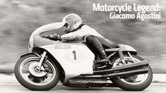 Motorcycle History: Giacomo Agostini's World Championship Debut