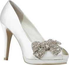 if they were a champagne color theyd be my wedding shoes