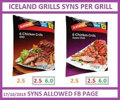 Joyce Iredale - Posting some foods that you can take into work for. Iceland Slimming World, Slimming World Tips, Syn Free, Sweet Chili, Eating Plans, Chicken Recipes, Food And Drink, Healthy Eating, Diet