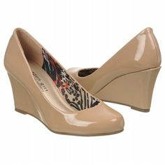 Womens Madden Girl Ursey Nude Patent Shoes.com