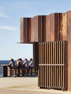 Third Wave Kiosk / Tony Hobba Architects [via @ArchDaily]