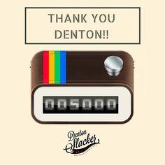 We hit the 5k follower mark today! Thank you all for the support. Stay tuned we have a lot planned for the year.   #dentonslacker #denton #dentontx #dentontexas #dentoning #doingitdenton #unt #twu #nctc #dentonite #discoverdenton #wedentondoit #wddi #onlyindenton #scoutdenton #wearedenton #dentonlocaldentonproud #dentonproud