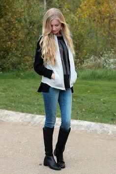 1 Sweater, 2 Looks featuring Elie Tahari for Kohl's