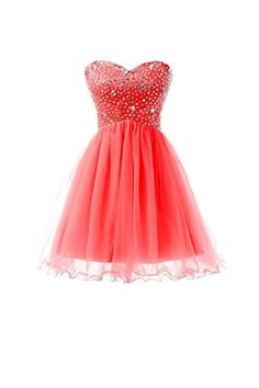 YSFS Women's 2016 Sweetheart Mini Short Tulle Homecoming ... http://www.amazon.com/dp/B01FXYQUH4/ref=cm_sw_r_pi_dp_Rxhrxb0K7VYZW
