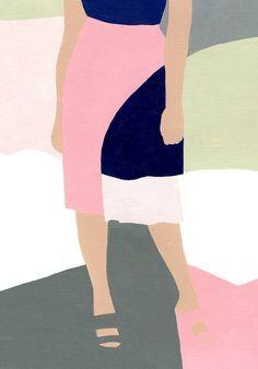ARTE: I corpi intrecciati di Inès Longevial - Osso Magazine