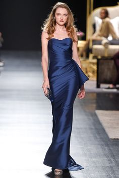 Badgley Mischka Fall 2017 Ready-to-Wear Fashion Show