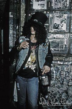 Slash by Mark Weiss #Slash #VelvetRevolver www.RockPaperPhoto.com
