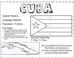 cuba country coloring Cuba coloring