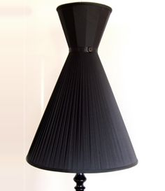 I can't express how much I LOVE this lampshade.... Pleating
