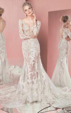 Картинки по запросу модные свадебные платья 2016