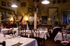 Le passage Saint-michel : Une Brasserie hors du temps