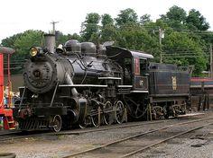 American Steam Locomotive | photo
