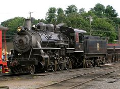 American Steam Locomotive | photo