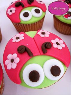 Pin Cupcakes Decorados