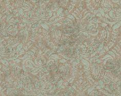 A.S. Création Tapete Bohemian, Mustertapete, klassisch, orientalisch, braun, grün, metallic, 945648