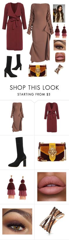 """Untitled #436"" by ericap61720 ❤ liked on Polyvore featuring Prada and Bling Jewelry"