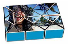 24-Wedge Picture Rubik's Snake / Rubik's Twist