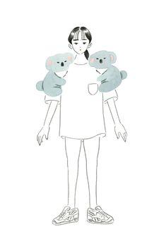 Poetry Art, Anime Style, Aesthetic Anime, Cute Art, Illustration Art, Illustrations, Emo, Cool Designs, Kawaii