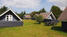 Guldager Camping in het noorden van Denemarken ligt vlakbij de havens van Hirthals en Frederikshavn. De omgeving heeft een prachtige kustlijn. Aanrader!