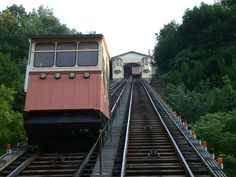Pittsburgh, PA. Pittsburgh Peak Tram.