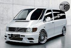 Mercedes V-Class Vito - not a VW, but i love the look. Mercedes Benz Viano, Mercedes Cls, Mercedes Gle Coupe, Mercedes Vito Camper, Autos Mercedes, Bmw Autos, Audi Rs6, Audi A4 B5, Chevrolet Corvette