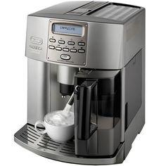 7bce1c43d75 Delonghi Full Automatic Coffee Machine easy-push button controls. Espresso  Maker