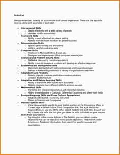 What is the resume tips skills for a good resume? How to write resume tips skills? In a resume, ther Job Cv, Job Resume, Best Resume, Resume Tips, Resume Ideas, College Resume, Manager Resume, College Essay, Resume Skills List