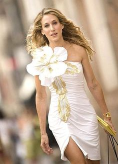 vestido com flores aplicadas - Pesquisa do Google