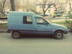 Citroen C15 Van — in Bucharest.