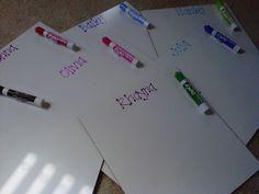 Blissfully Burton: Great {& Cheap} Student Gift Idea!