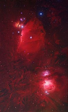 An Orion Deep Field image