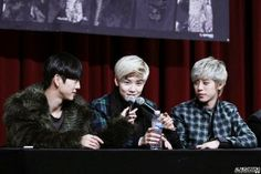 #BAP Daejeon Fansign Event - Bang, Zelo, Daehyun