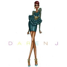 The Colors Collection,  look.5 by Daren J #BrightColors #Colorful #ColorfulFashion #fashion #fashionart #fashionillustration #fashiondesign #highfashionillustration #highfashionart #highfashion #art #illustration #design #glamart #glamour #glamorous #glam #darenj #runwayready #runway #outfit #Sketch #Drawing #instafashion #instadesign #Beauty #Beautiful