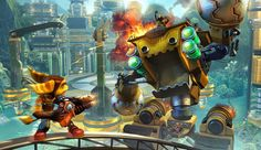 The original Ratchet and Clank came out in 2002 and I remember loving it…