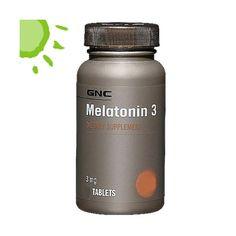 Compre Melatonina GNC de 3 mg de la mano de los profesionales de los suplementos deportivos y naturistas en Venezuela. Descubrelos.