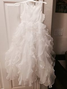 Flower Girl Dress $85