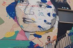 ROSALIND FRANKLIN Urban Art