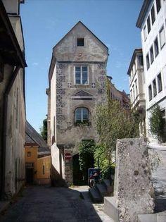 Messererhaus ein wirklich Tolles Kaffee befindet sich im inneren Steyr, Austria Country, Trip Advisor, Mansions, House Styles, Travelling, Heart, Home Decor, Photos