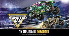 ELMALETERO 2.O - MOTOR,FÚTBOL,REPORTAJES,ENTREVISTAS: MONSTER JAM WORLD TOUR -ULTIMA CITA EN EL VICENTE ...