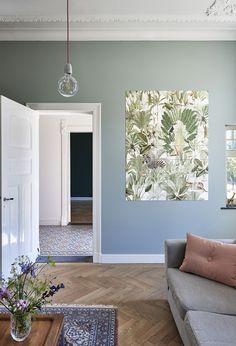 vind je IXXI Chilling In The Jungle & Into The Wild Wandsysteem 160 x 120 cm op vtwonen by fonQ ✓ eenvoudig besteld & snel geleverd ✓ gratis verzending Decor, Room, Interior, Home Decor Bedroom, Home Decor, Sunflower Wall Art, Inspiration, Interior Design, Modern Wall Decor