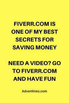 Fiverr.com is one of my best secrets for saving money. Need a video? Go to fiverr.com and have fun.   #Social Media  #Digital  #Strategy  #blogging #bloggingtip #marketingtip #marketing #Cardiff