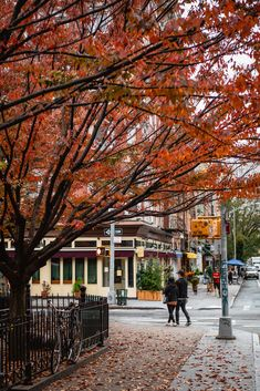 Autumn Aesthetic, City Aesthetic, Living In New York, City Living, Miami Beach Edition, New York City Photos, Downtown New York, Nyc Life, Autumn Scenes