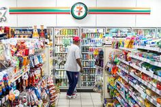 Links in Chain Threaten to Snap as Store Owners Balk at Contract Convience Store, Tech Sites, Open On Christmas, Ice Houses, Franchise Business, 7 Eleven, Big Box Store, People Shopping