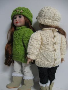 American Girl Doll Clothes FallSweatersOnly by 123MULBERRYSTREET