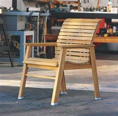 Patio Chair - Popular Woodworking Magazine